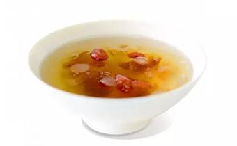 桃胶变成水可以吃吗 桃胶变成水是真的还是假的