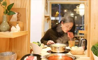 武汉界线锅物料理在哪里地址 抖音网红店一人食火锅好吃吗