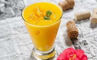 芒果汁放一晚上还能喝吗 芒果汁可以过夜吗