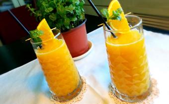 芒果汁放酸奶还是纯奶 芒果榨汁用什么牛奶好
