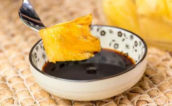 菠萝可以蘸酱油吃吗 菠萝蘸酱油有什么作用