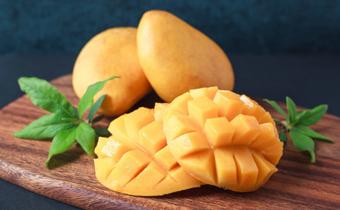芒果长点点了还能吃吗 芒果切开有许多点点还能吃吗