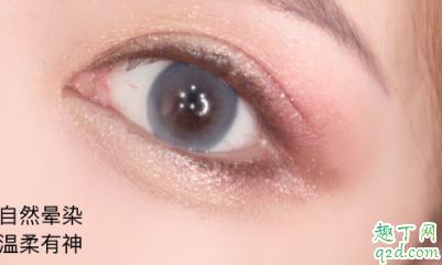 眼妆怎么画才会好看不出错 迪丽热巴仿妆教程详解7