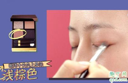 眼妆怎么画才会好看不出错 迪丽热巴仿妆教程详解9