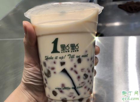 一点点咖啡冻奶茶好喝吗 一点点新品咖啡冻奶茶多少钱1