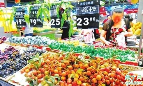 2019有哪些东西在偷偷涨价 2019蔬菜水果涨价的原因1
