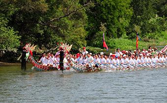 端午节赛龙舟有哪些活动准备 赛龙舟的仪式和过程
