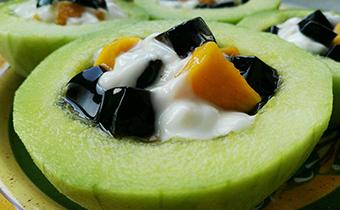 甜瓜可以怎么吃 甜瓜可以做菜吃吗