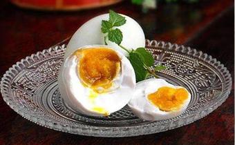咸鸭蛋为什么有硬心 咸鸭蛋有硬心怎么回事
