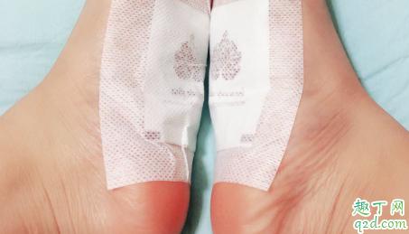 贴足贴为什么早上起来是湿的 足贴撕下后黏糊糊的是什么1