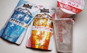 罗森咖瑞水蜜桃味冰杯饮料多少钱 罗森咖瑞水蜜桃味冰杯饮料好喝