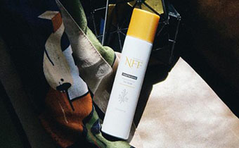 韩国NFF艾草防晒喷雾功效作用 NFF艾草防晒喷雾成分表