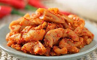 怎样炒出好吃的咸菜 咸菜是不是发性食物