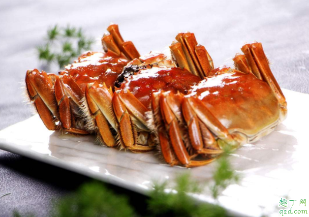 为什么死掉的大闸蟹不能吃 大闸蟹刚死就不能吃吗4