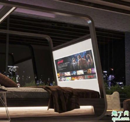 70寸的电视床多少钱 70寸的电视床真的存在吗4