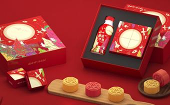 娃哈哈太空藜奇物语中秋礼盒在哪买 娃哈哈太空藜奇物语月饼礼盒什么味道