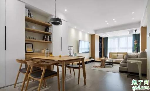 客厅地砖颜色选深还是选浅色 热门且百搭的客厅地砖颜色推荐20201