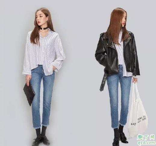 皮衣怎么穿搭 女生秋冬季皮衣搭配技巧10