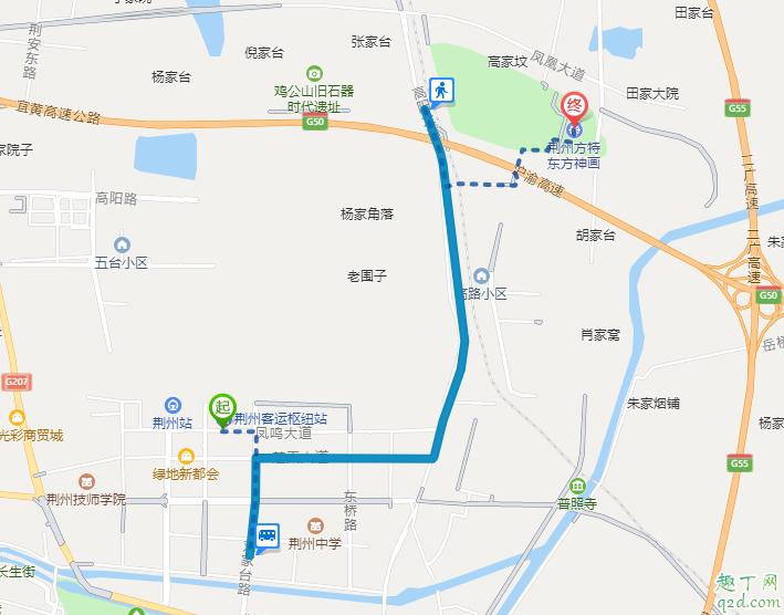 荆州方特在哪里怎么坐车 荆州方特开放时间门票价格2