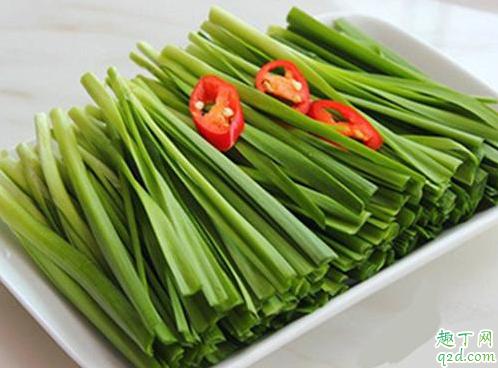 韭菜是不是高嘌呤食物 痛风吃韭菜好不好3