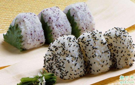 普通大米可以做饭团吗 做饭团用哪种米好吃3