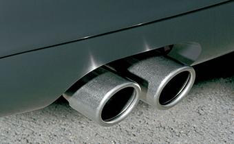 汽车排气筒有头发是什么原因 排气管被堵住会怎么样