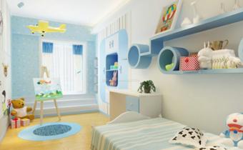 儿童房一般什么颜色比较好 儿童房颜色要纯色还是多色