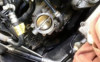 节气门积碳怎么产生的 节气门积碳对车有什么影响