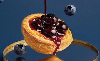 肯德基新公爵蓝莓蛋挞多少钱一个 kfc新公爵蓝莓蛋挞好吃吗