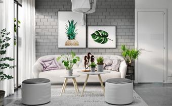 客厅放什么颜色的家具百搭 客厅家具颜色选择要点