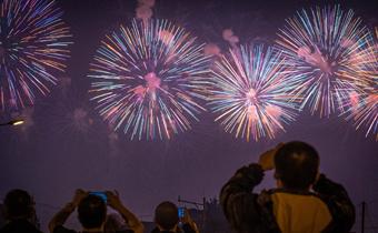 2019十一国庆70周年烟花汇演几点开始 北京70周年烟花汇演在哪看