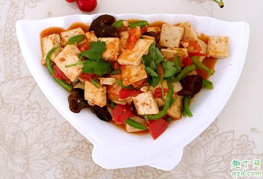 炒豆腐用老豆腐还是嫩豆腐 炒豆腐用南豆腐还是北豆腐3