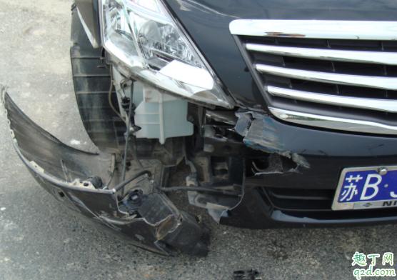 汽车保险杠坏了影响车检吗 车保险杠有划痕怎么补4