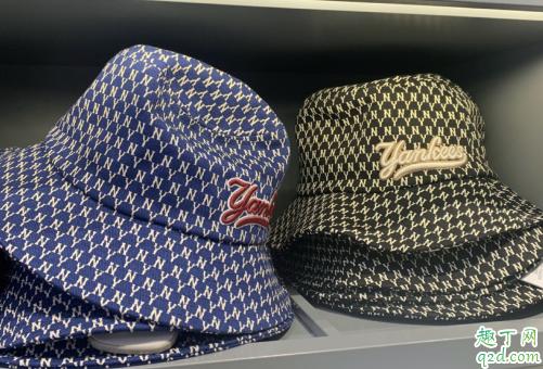 mlb渔夫帽新款多少钱 mlbny印花渔夫帽值得入手吗4