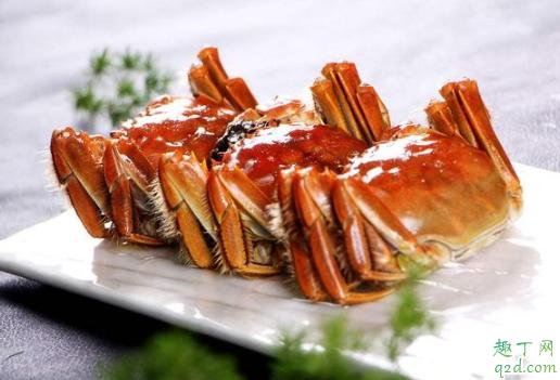 淡水螃蟹和海水螃蟹哪个好吃 淡水螃蟹和海水螃蟹的区别1
