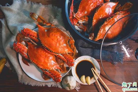 淡水螃蟹和海水螃蟹哪个好吃 淡水螃蟹和海水螃蟹的区别2