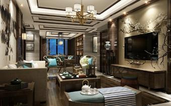 新中式客厅用什么装饰灯好看 新中式客厅灯具怎么选