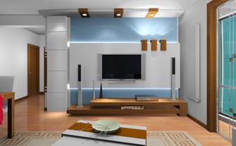 电视背景墙什么风格比较流行 电视背景墙怎么设计好看