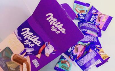 全家妙卡水果夹心巧克力多少钱 妙卡水果夹心巧克力好吃吗