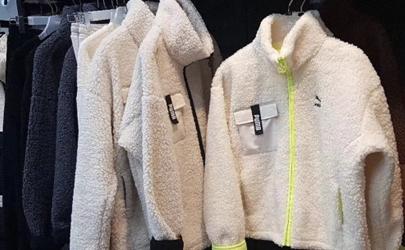 彪马羊羔毛外套2019新款多少钱 puma泫雅同款荧光绿外套在哪买