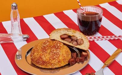 乐乐茶可乐鸡面包在哪买 乐乐茶可乐鸡软包和吐司好吃吗