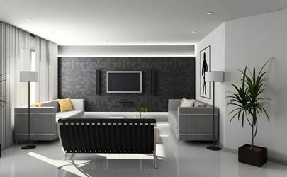 黑白灰选什么颜色窗帘 黑白灰选哪种颜色的家具