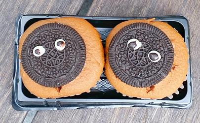 罗森万圣节巧克力鬼脸蛋糕多少钱一个 罗森巧克力鬼脸蛋糕好吃吗