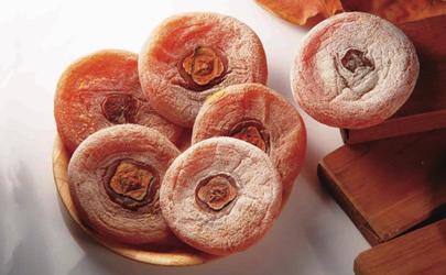 柿饼上的白霜是霉菌还是糖分结晶 柿饼上的白霜多好还是少好