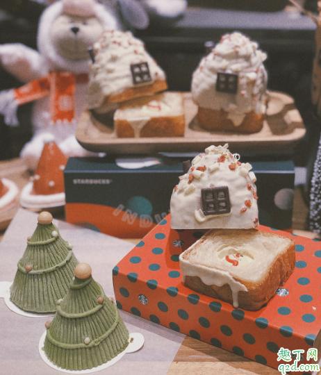 星巴克圣诞雪屋多少钱一个 星巴克圣诞雪屋好吃吗味道怎么样3