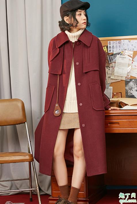 毛呢大衣内搭什么衣服好 如何把毛呢大衣穿得好看又保暖  2
