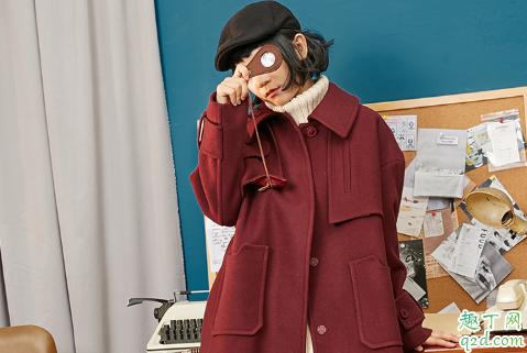 毛呢大衣内搭什么衣服好 如何把毛呢大衣穿得好看又保暖  10