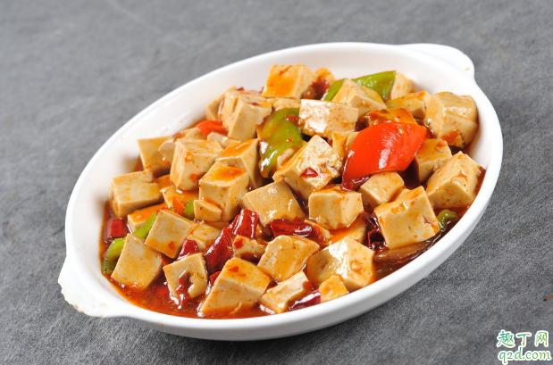 麻婆豆腐和麻辣豆腐一样吗 麻婆豆腐和麻辣豆腐有什么不一样1