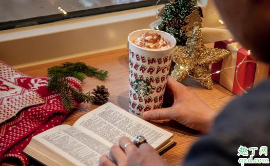 星巴克圣诞姜饼风味拿铁多少钱一杯 星巴克圣诞姜饼风味拿铁好喝吗2