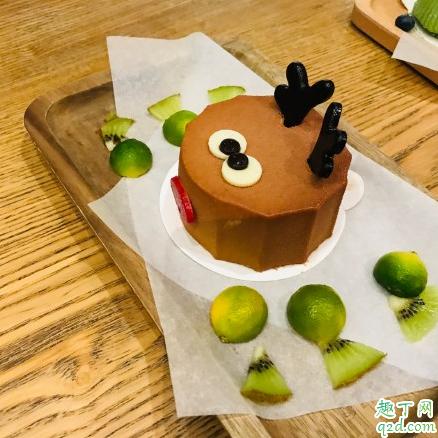 星巴克驯鹿表情包榛子慕斯蛋糕多少钱 星巴克驯鹿榛子慕斯蛋糕好吃吗3